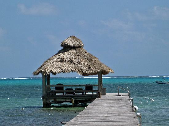 Xanadu Island Resort: Our palapa