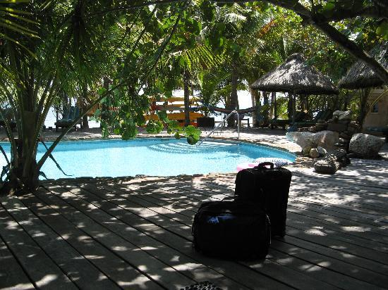 Xanadu Island Resort: the pool