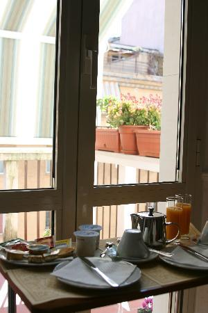 B&B Cupido: breakfast at Cupido