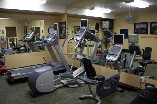 Hampton Inn Helena: Fitness Room