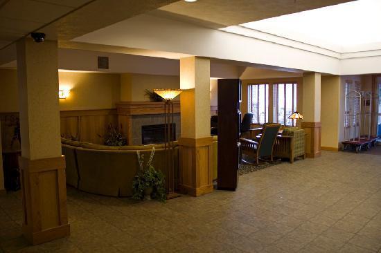 Hampton Inn Helena: Lobby