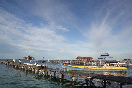Pulau Mabul, Maleisië: Mabul
