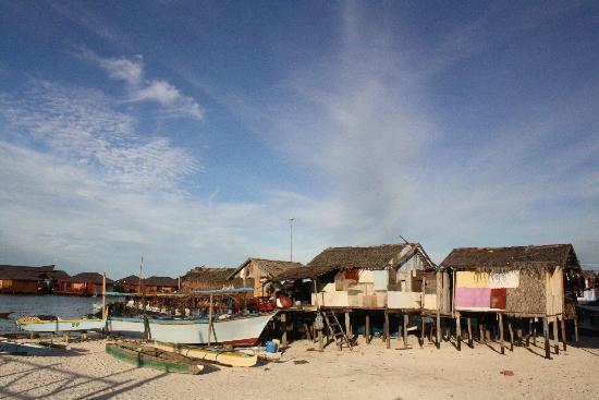 마블 섬 사진