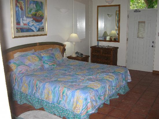 Myett's Garden Inn: Our room