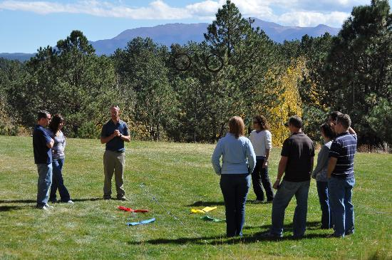 The Nature Place : Experiential education - in a beautiful setting