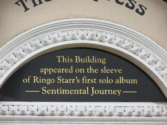 Beatles Tours Liverpool: Ringo Album