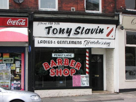 Beatles Tours Liverpool: The Barber Shop
