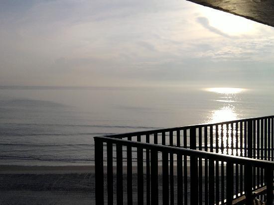 Nautilus Inn: Awesome sunset!