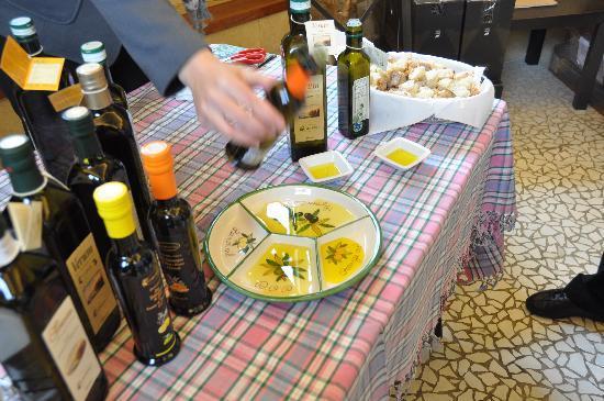 Sorrento Silver Star Tours : Gargiulo Olive Oil tasting - Sorrento