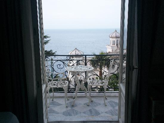 Luxury Villa Excelsior Parco: view from room