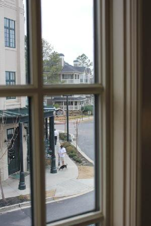 River Inn of Harbor Town: view out the window