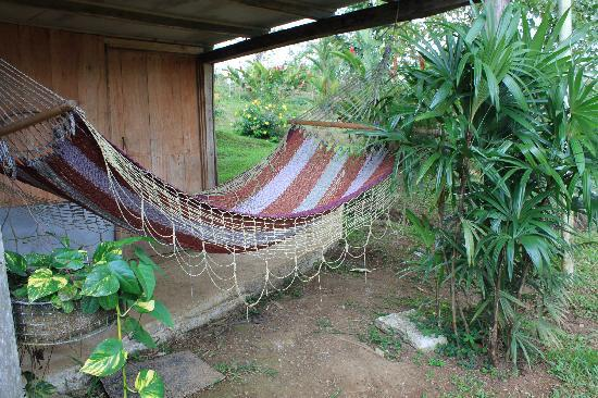 Finca Rio Perla: nice place to relax in