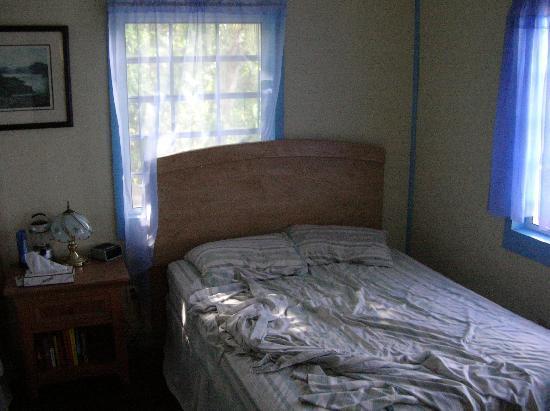 Samuel Cottages: Inside Cottage #1