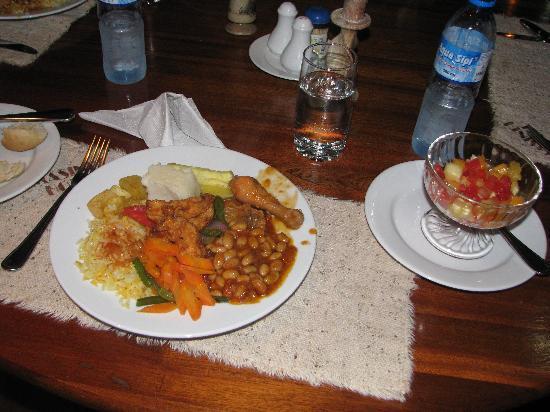 Masindi Hotel : Outstanding meal