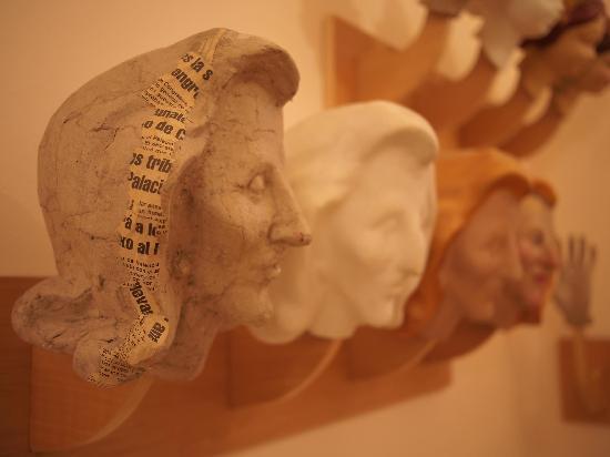 Fallas Museum: Figurine making