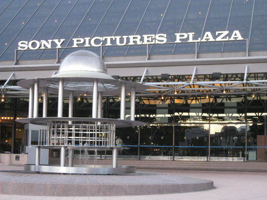 Culver City, Californie : Sony Studios Headquarters- your tour starts here
