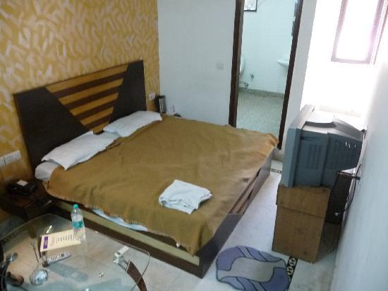 Hotel Anand: Room
