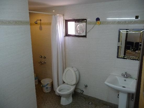 Hotel Anand: Toilet