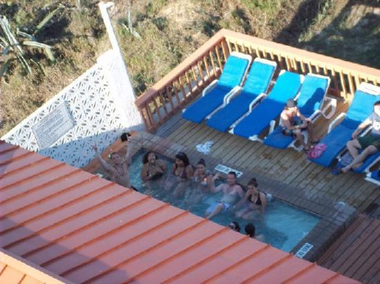 hot tub Picture of Padre South Hotel South Padre Island
