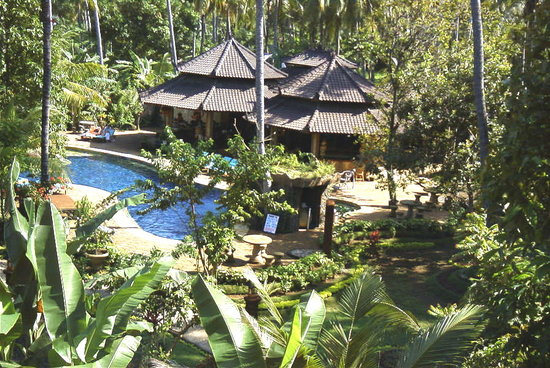 Rambutan Boutique Hotel: The Main swimming pool