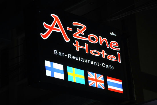 Sunmar Inn Patong: A-Zonehotel
