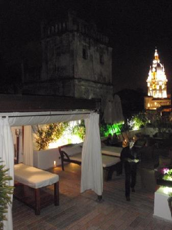 Hotel LM : roof top chill terrasse