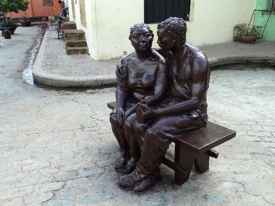 Plaza del Carmen: Ehepaar ohne Kinder