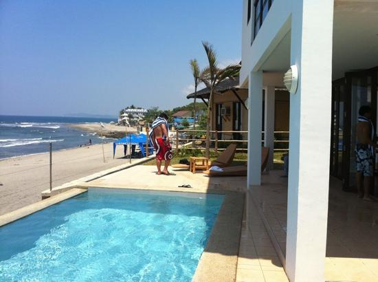 Kahuna Beach Resort and Spa: private pool