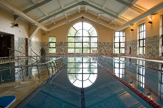 Westport Woods Hotel : Take a swim in the naturally lit indoor pool which you'll find in the Beech Club Leisure Centre