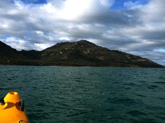 Freycinet Adventures: View from a Kayak