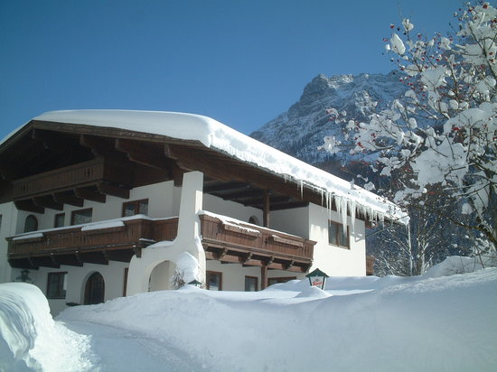 Waidring, Austria: Pension