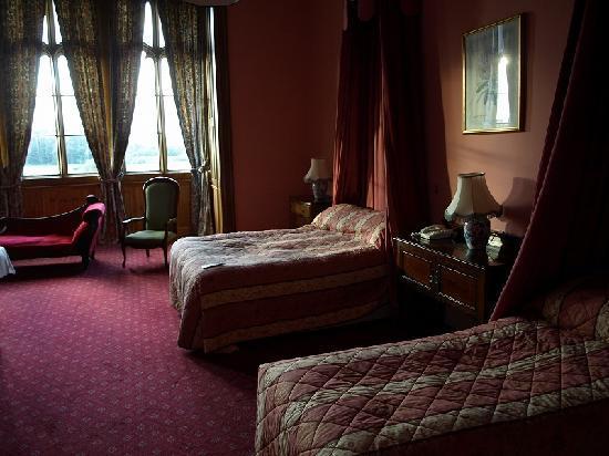 Markree Castle Hotel : 部屋