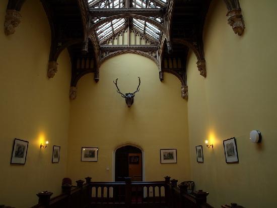 Markree Castle Hotel : 城内