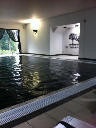 Aldridge, UK: Indoor pool - lovely