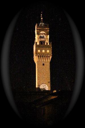 Relais Cavalcanti: visuale della camera di notte