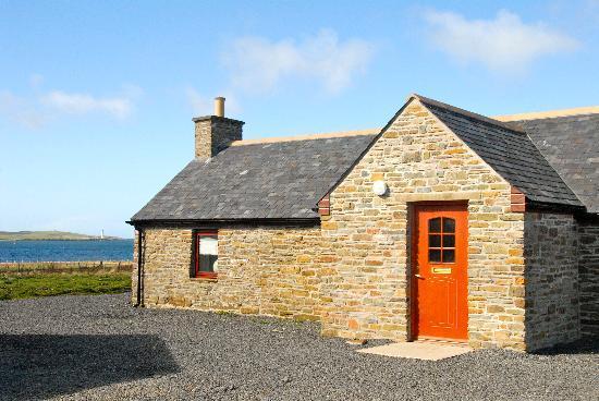 Buxa Farm Chalets & Croft House: Buxa Croft-sleeps 2-8