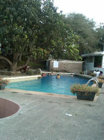 View From Room Picture Of U Tan Sea Resort Mumbai Tripadvisor