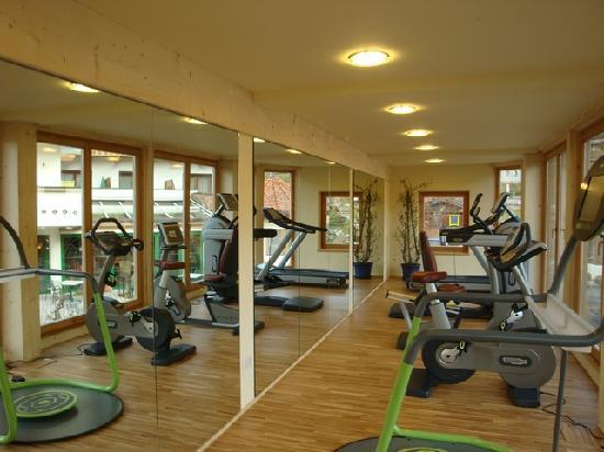 Familienhotel Seetal: Fitnessraum