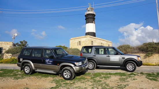 San Gwann, Malta: 4x4 SUV Full Day Tours