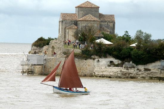 Meschers-sur-Gironde, Francia: Talmont