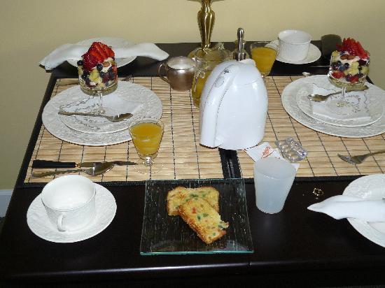 The Yellow House Victoria Bed and Breakfast : Différent du jour précédent