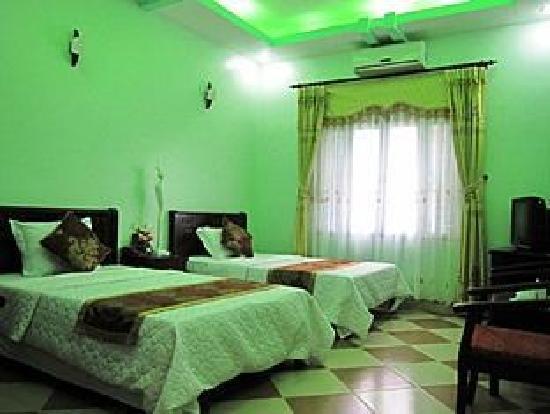 Chau Son Hotel: Superior twin rpom