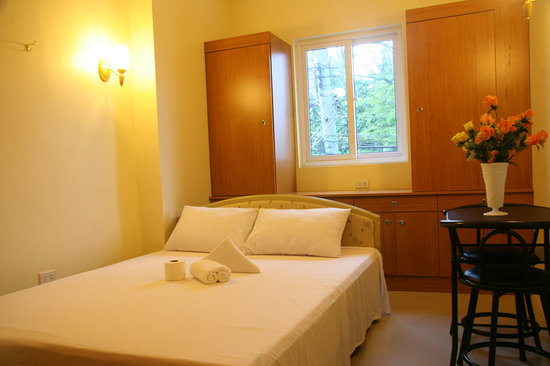 Piazza Luna Tower: Double Room