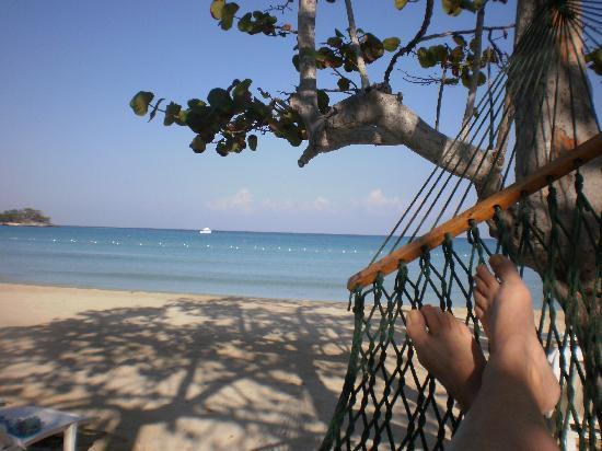 Couples Negril : The hammock still calls my name