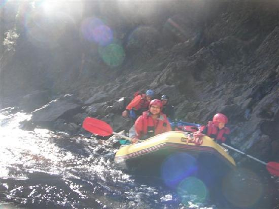 Tasmania, Australia: Rafting the Franklin