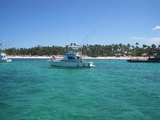 Punta Cana, Republik Dominika: Boats