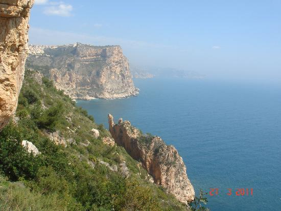 Parcent, Hiszpania: Coastal as well as Mountain walks