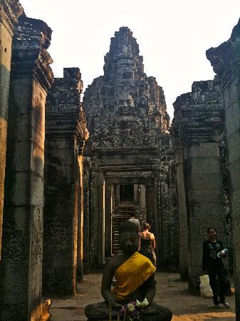 Siem Reap, Cambodia: temples