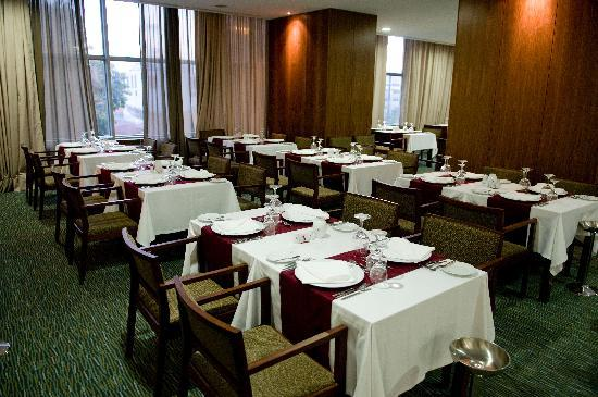 Skyna Hotel Luanda: Restaurante