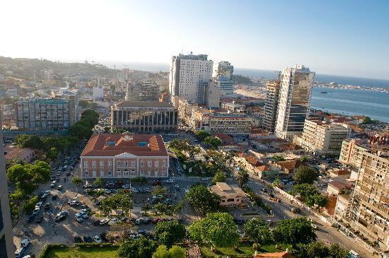 Skyna Hotel Luanda : Vista